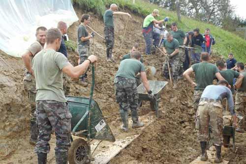 Podoba: Slovenska vojska