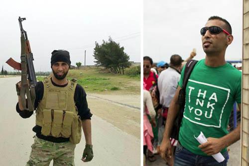 Podoba: pripadnik ISIS, Facebook