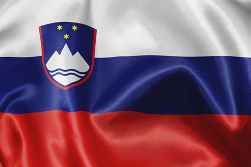 Podoba: zastava Republike Slovenije